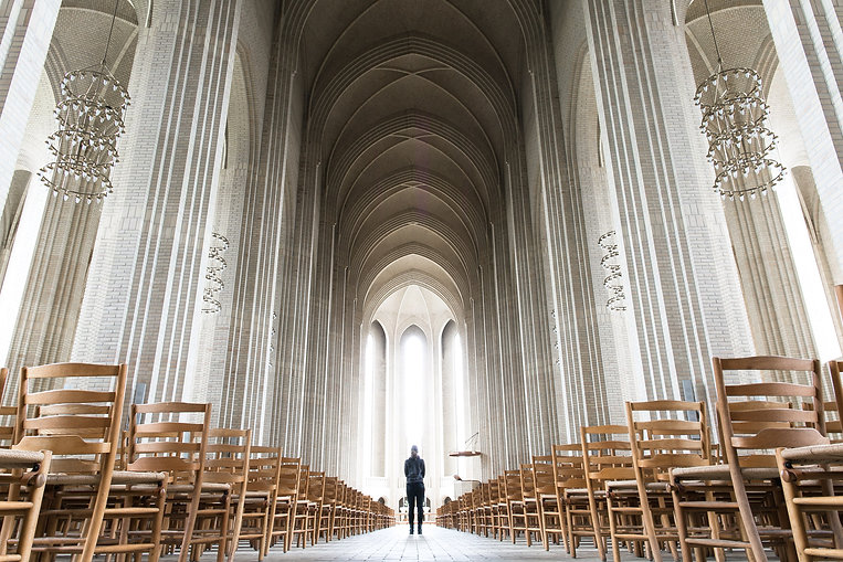Grundtvig's Church | Luxury Travel Guide | Wandering Diva