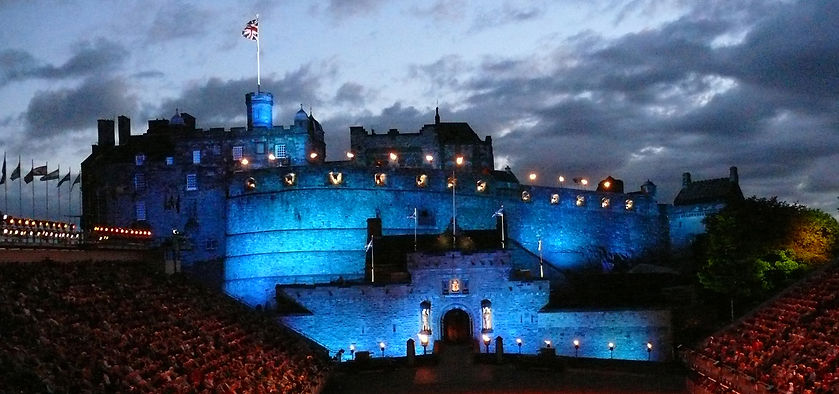 Edinburgh Castle | Luxury Travel Guide | Wandering Diva