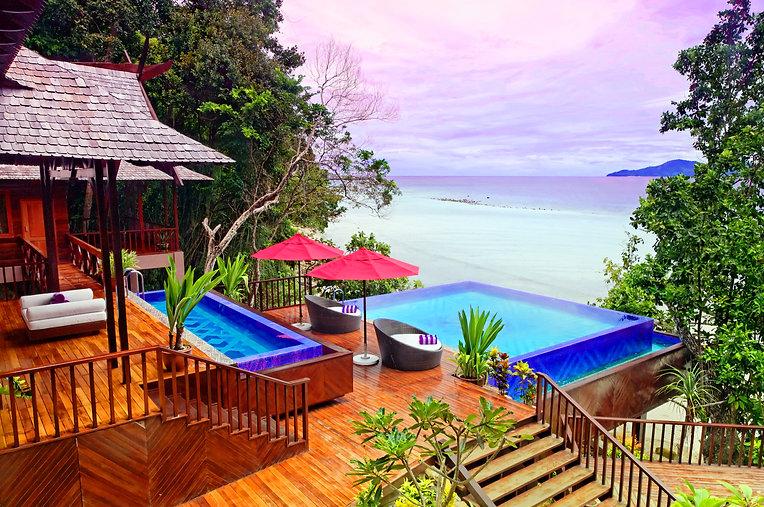 Bunga Raya Island Resort and Spa | Luxury Travel Guide | Wandering Diva