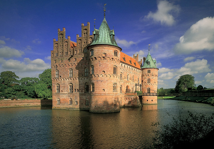 Egeskov Castle | Luxury Travel Guide | Wandering Diva