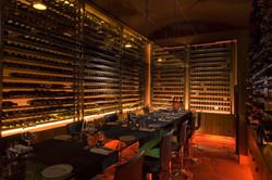EAT: WINE CELLAR AT CONRAD MALDIVES