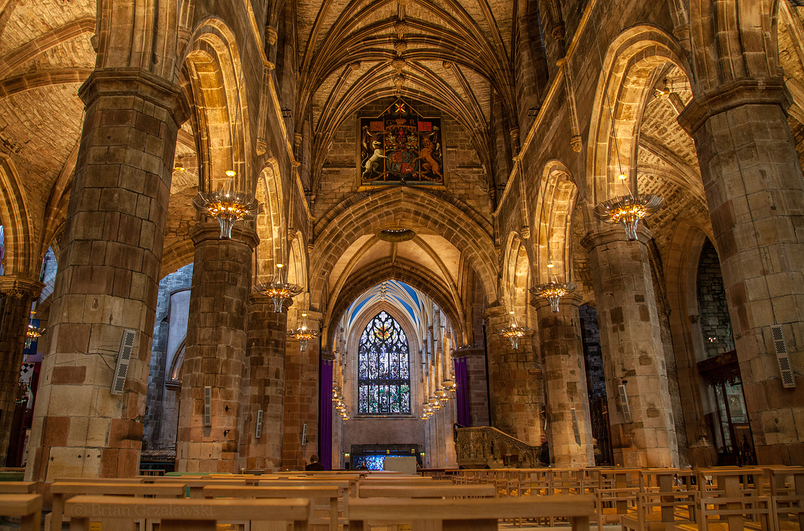 SEE & DO: ST. GILES' CATHEDRAL