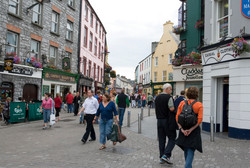 SEE & DO: SHOP STREET, GALWAY
