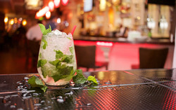DRINKS: LUNA TAPAS BAR