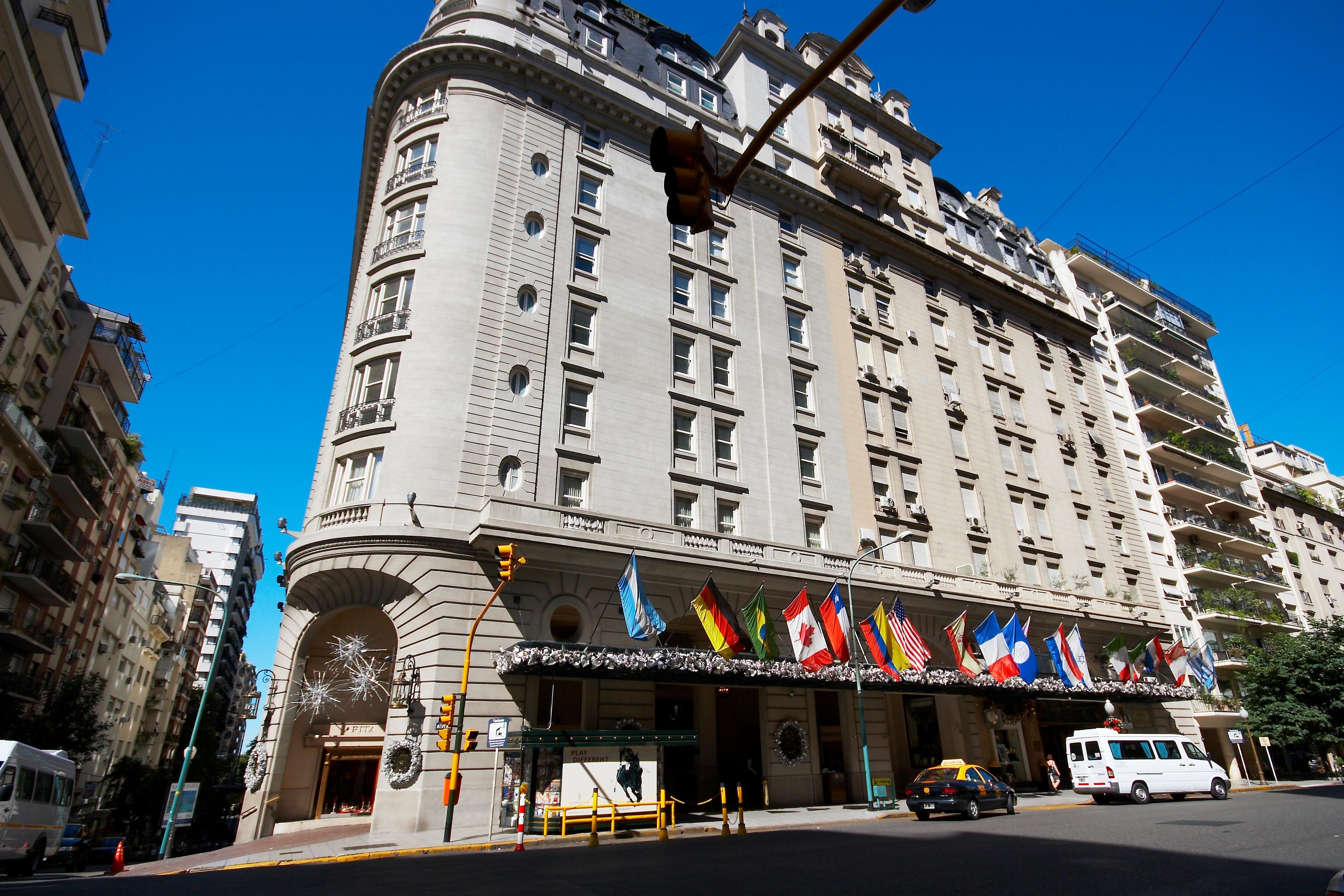 STAY: ALVEAR PALACE HOTEL