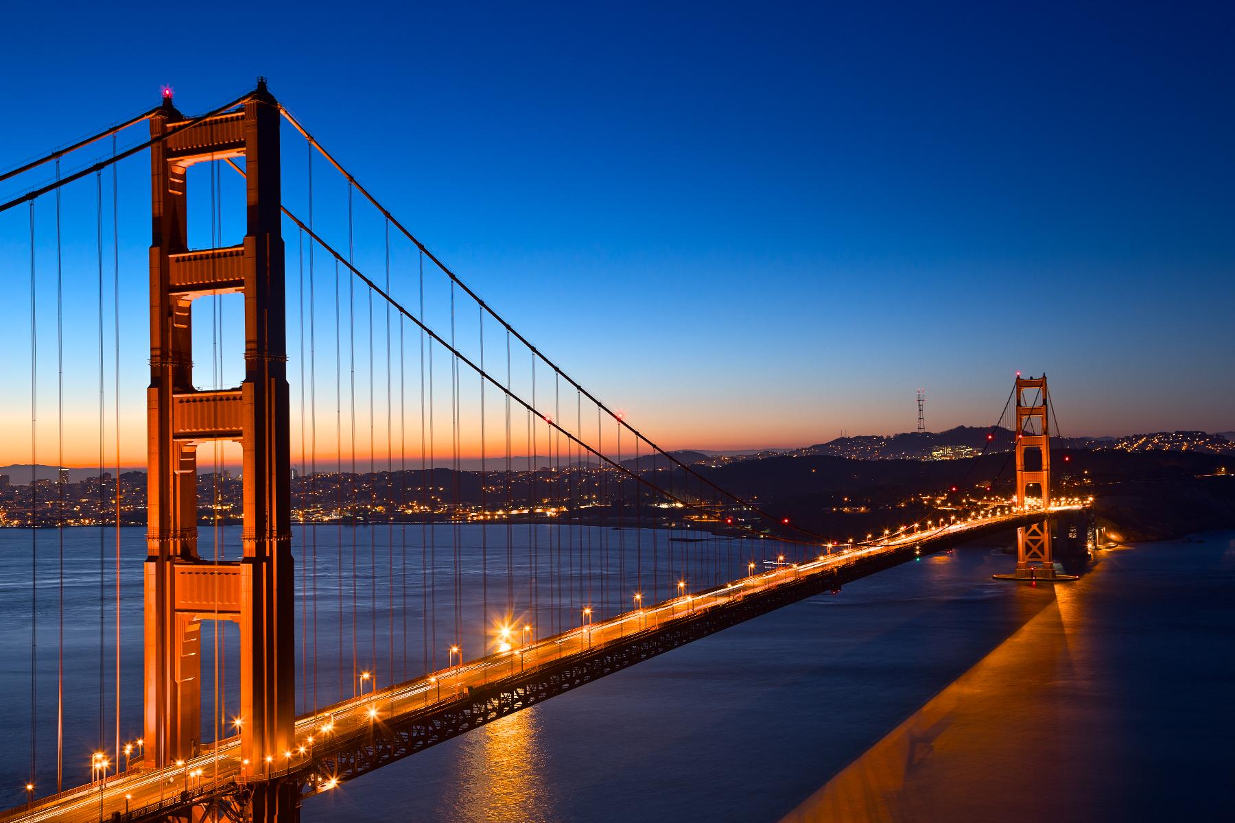 SEE & DO: GOLDEN GATE BRIDGE