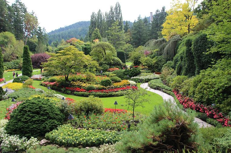 Butchart Gardens | Luxury Travel Guide | Wandering Diva