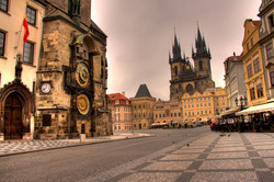 SEE: OLD TOWN ASTRONOMICAL CLOCK