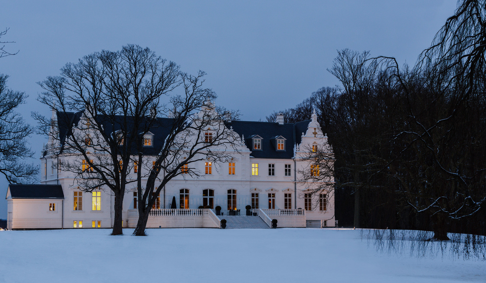 STAY: KOKKEDAL CASTLE