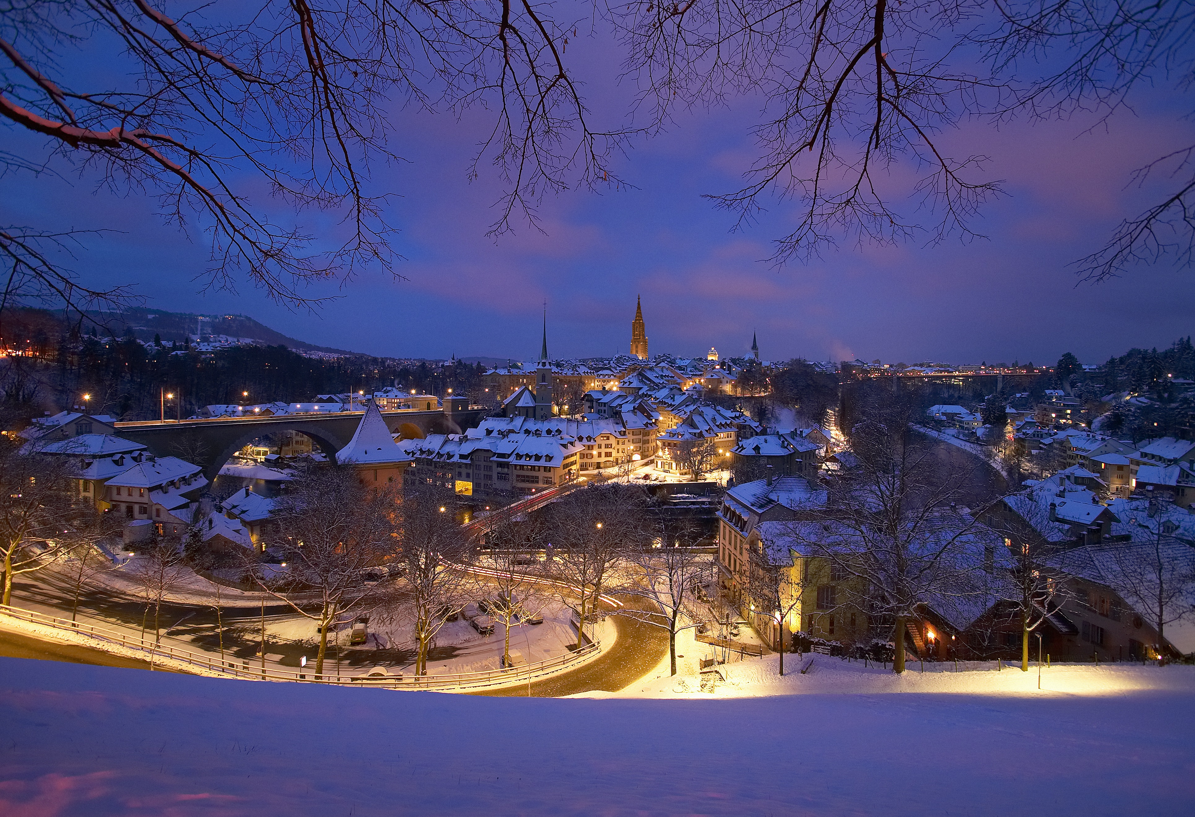 SEE & DO: OLD TOWN OF BERN - UNESCO