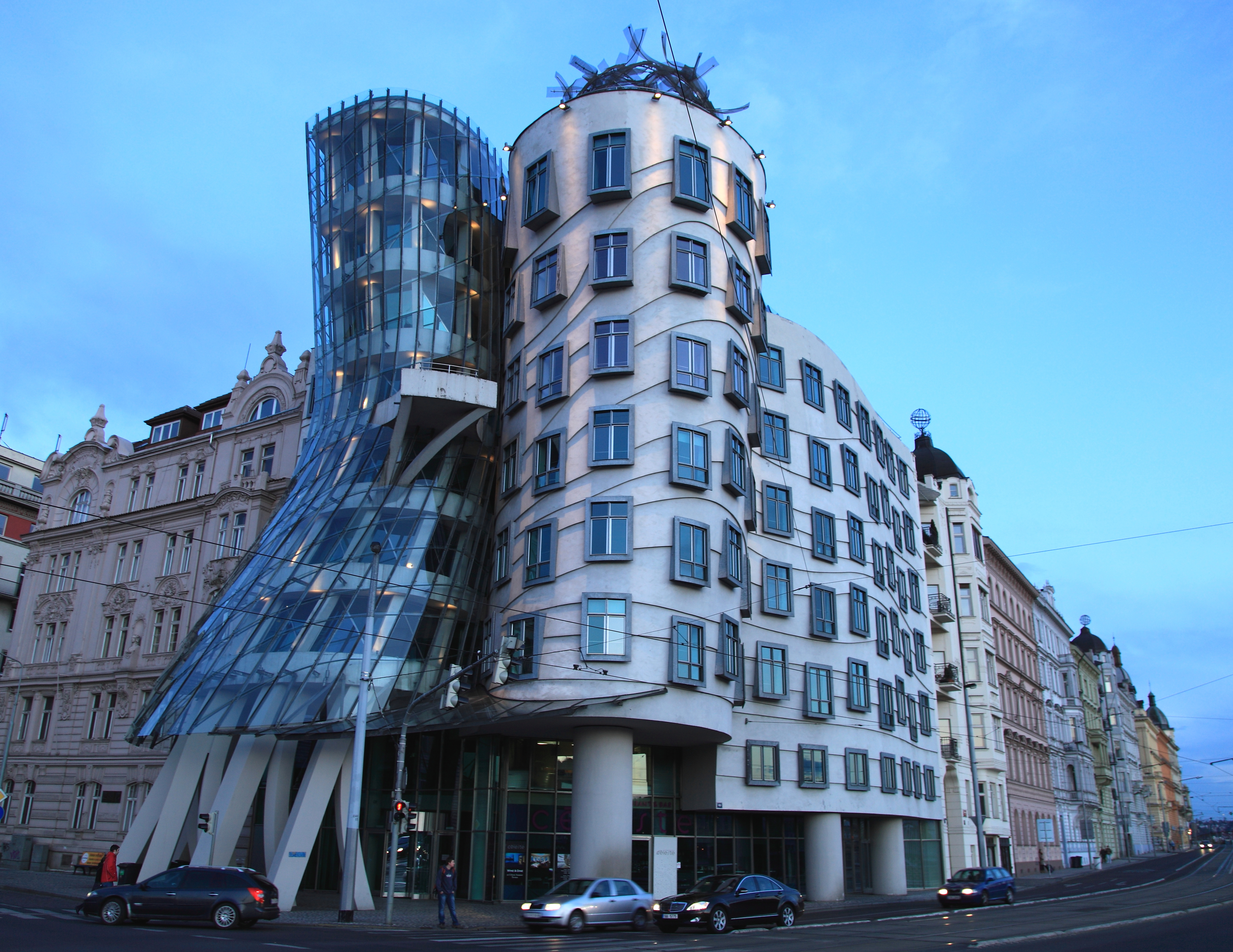 SEE & DO: DANCING HOUSE