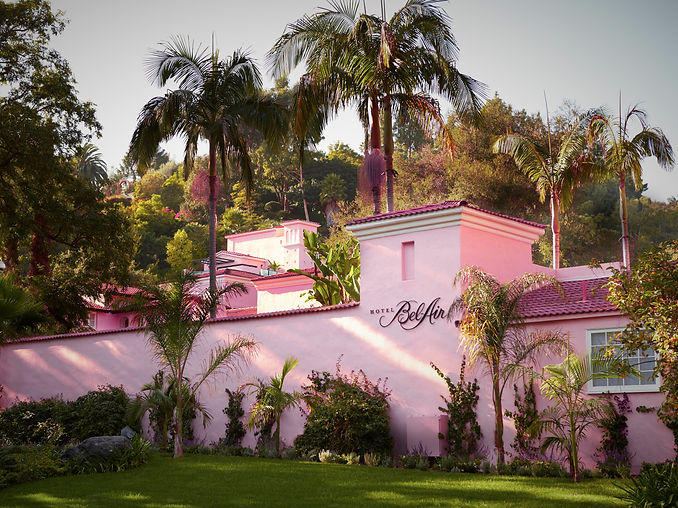Hotel Bel-Air | Luxury Travel Guide | Wandering Diva