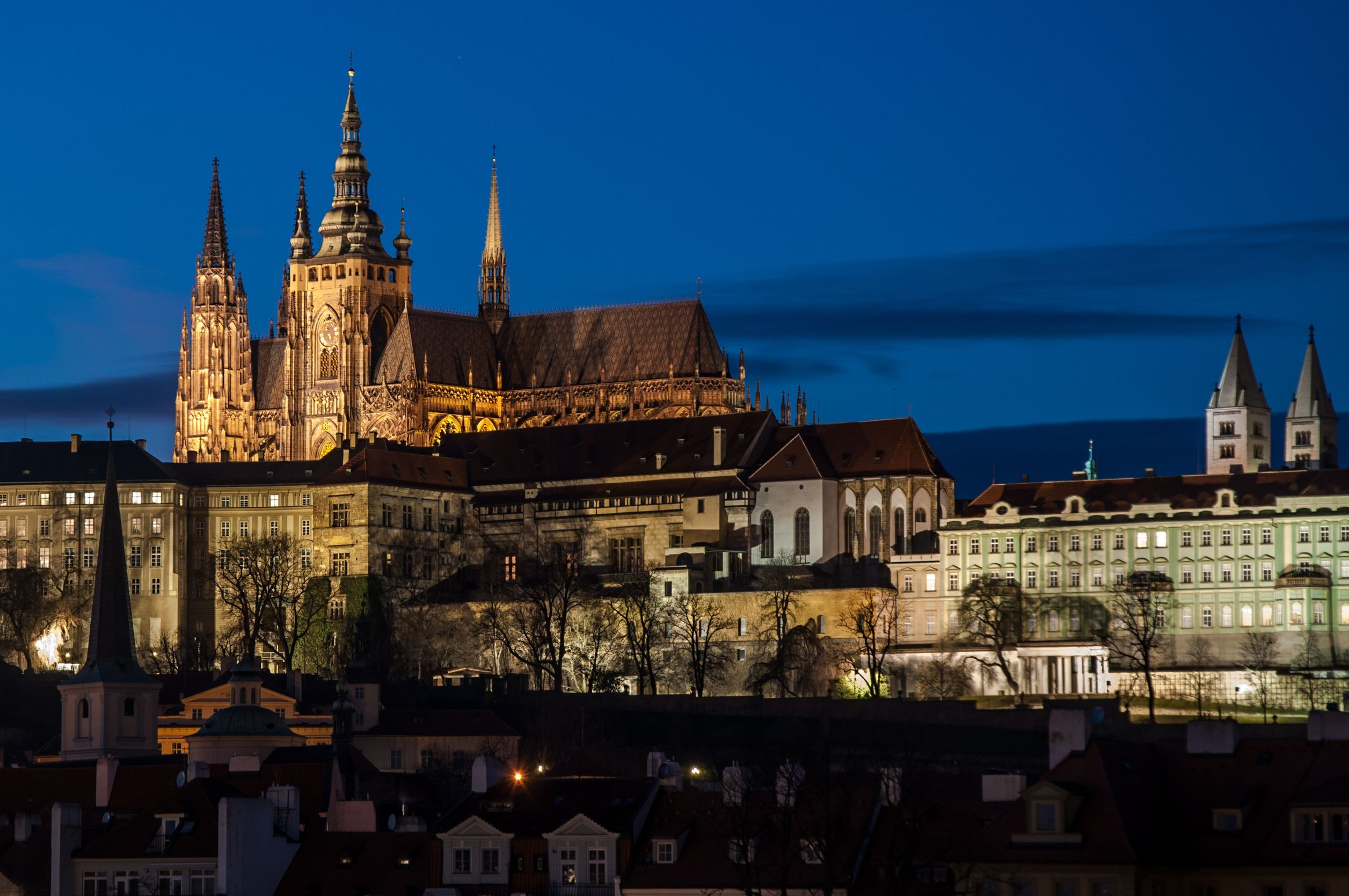 SEE & DO: PRAGUE CASTLE - UNESCO