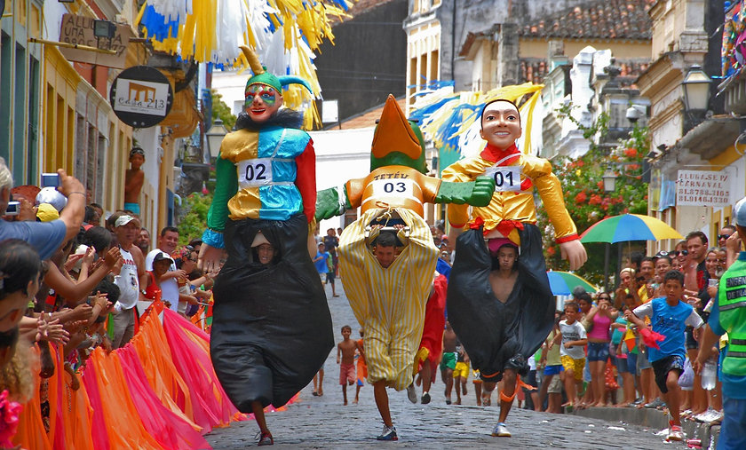 Olinda Carnival | Luxury Travel Guide | Wandering Diva