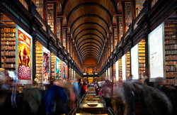SEE & DO: THE LONG ROOM, OLD LIBRARY