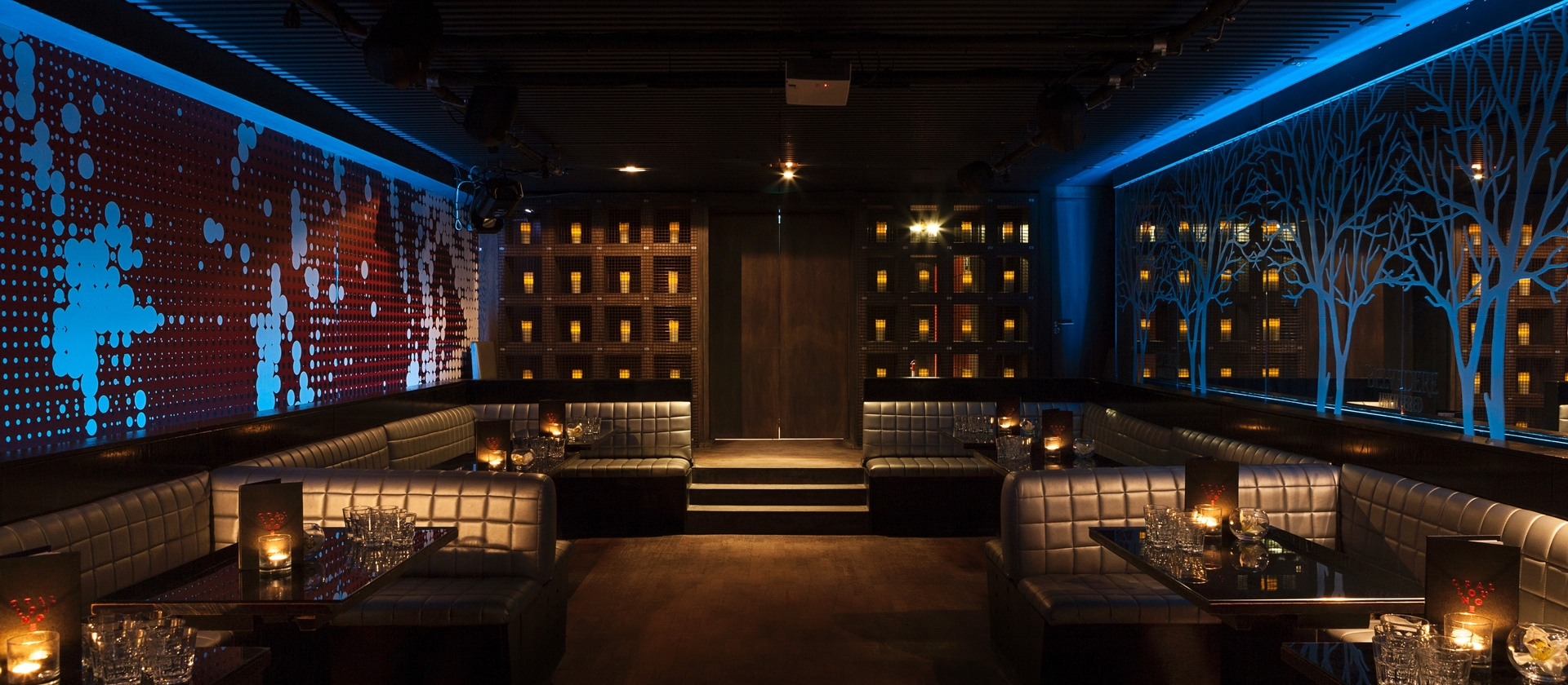 DRINKS: OPAL LOUNGE