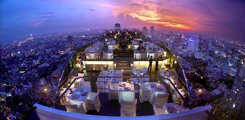 Vertigo& Moon Bar | Luxury Travel Guide | Wandering Diva