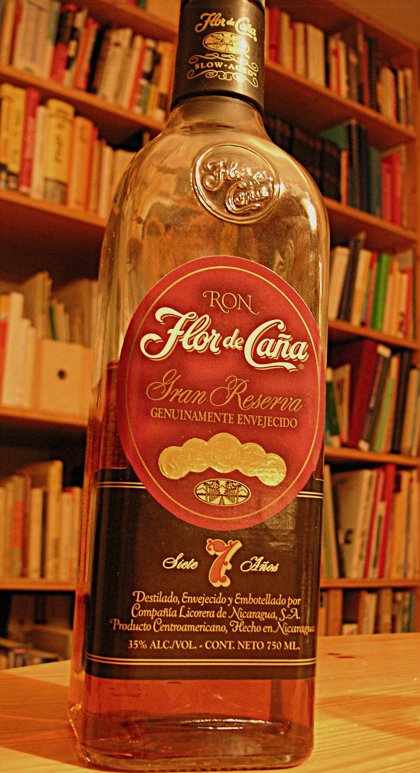 DRINKS: FLOR DE CAÑA RUM