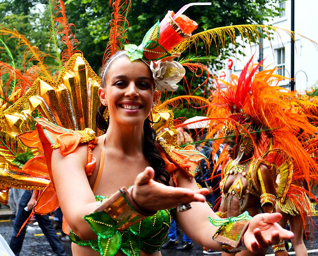 Notting Hill Carnival | Luxury Travel Guide | Wandering Diva