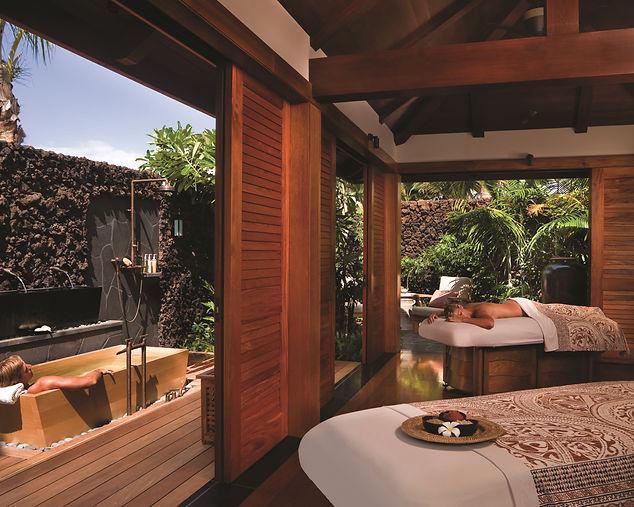 Hualalai Spa - Kona | Luxury Travel Guide | Wandering Diva