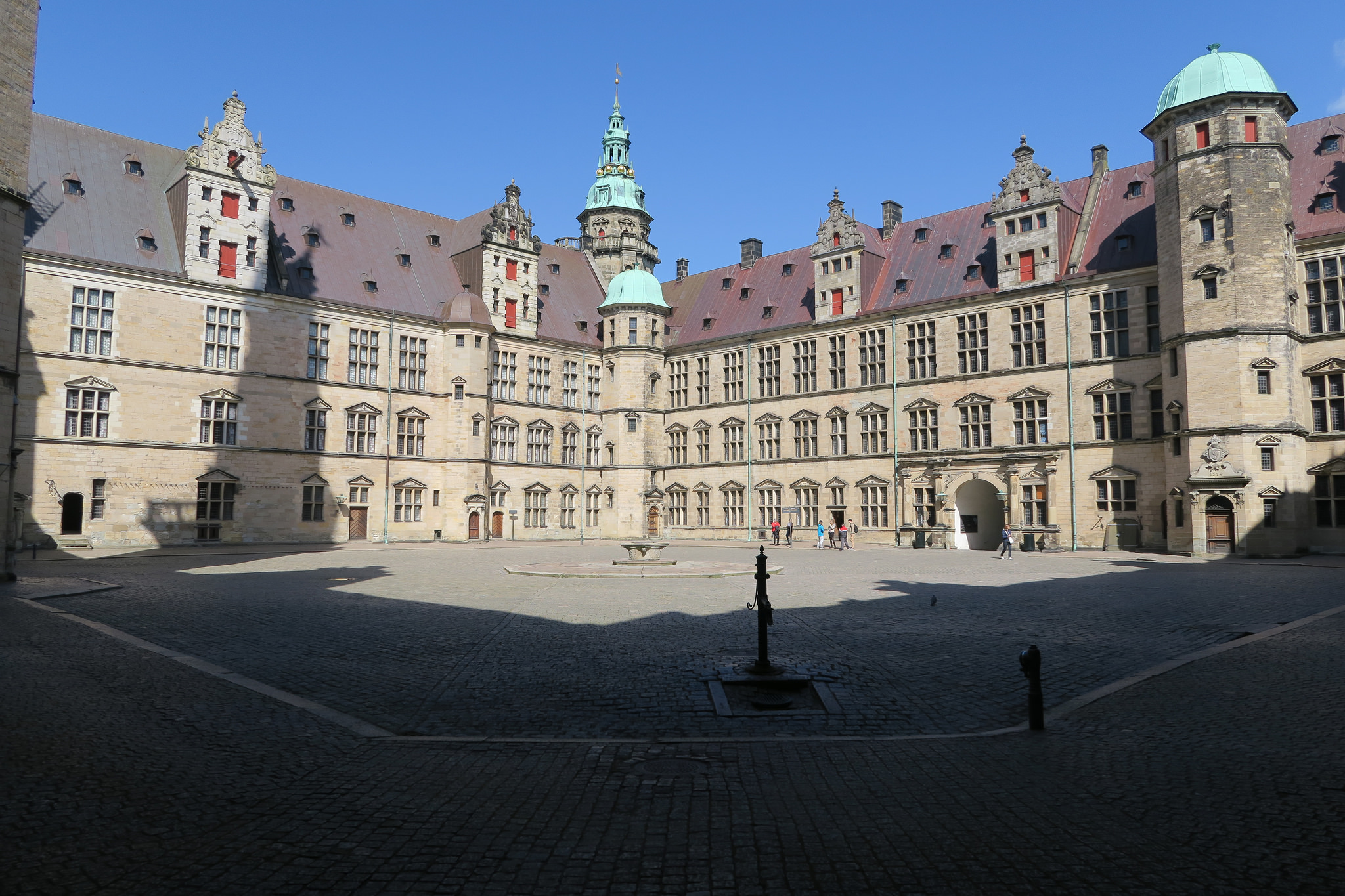 SEE & DO: KRONBORG CASTLE - UNESCO