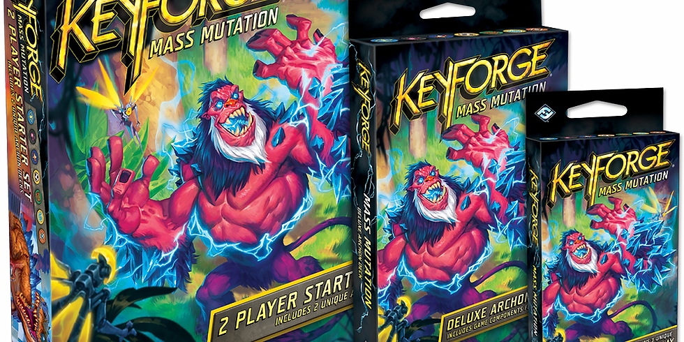Keyforge toernooi