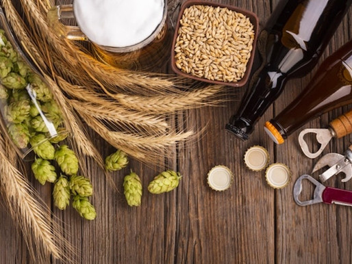 Birra: i principali ingredienti