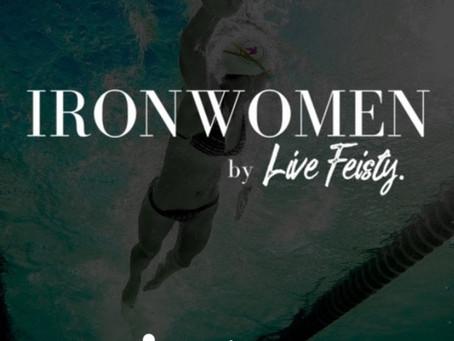 IronWomen Podcast: Pursue Greatness - Natasha Van Der Merwe (S9E4)