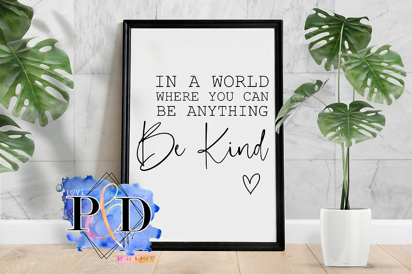 Assorted Mental Health Quote Prints (Unframed)