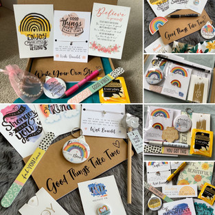 Letterbox Positivity Gifts