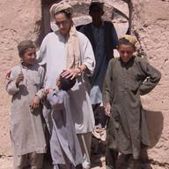 Outside of Kandahar, Afghanistan