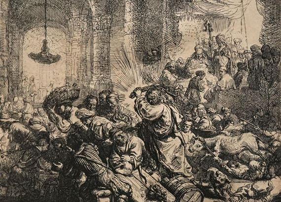 Insight #3: Jesus Takes On the Kleptocracy