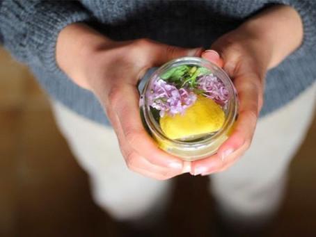 Eaux infusées : du goût et des vertus santé