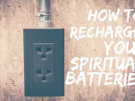 Spiritual Batteries