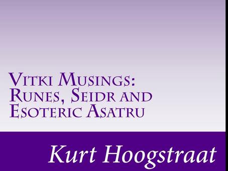 Virki Musings by Kurt Hoogstraat a Review