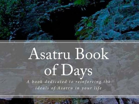 Book Review: Asatru Book of Days