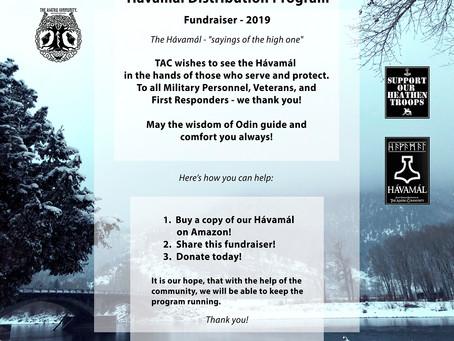 Havamal Fundraiser