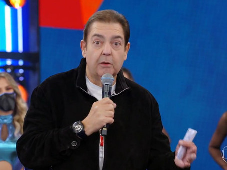 """Band explica negociações com Fausto Silva: """"sonho antigo"""""""