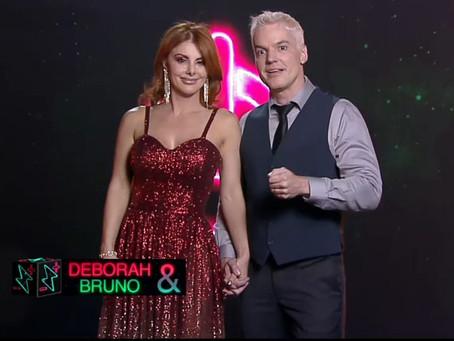 Divisão dos quartos feita por Deborah e Bruno gera polêmica no Power Couple
