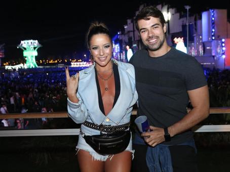 Atriz Renata Dominguez retorna à Record TV para participar do Power Couple Brasil