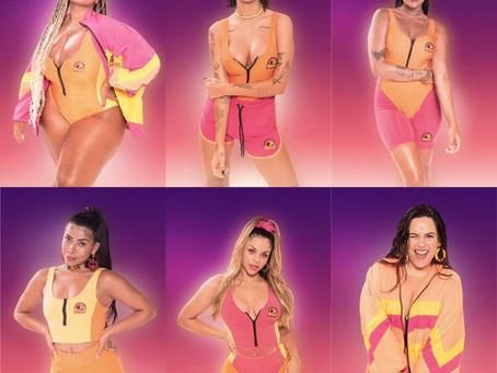 Conheça o elenco feminino do De Férias com o Ex Brasil Celebs 2