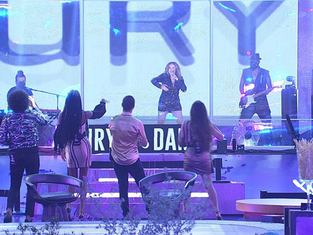 Daniela Mercury se apresenta no BBB21 e web critica comportamento de Rodolffo e Projota
