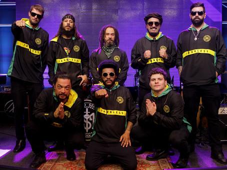 Banda Mato Seco lança show gravado no estúdio Showlivre; assista
