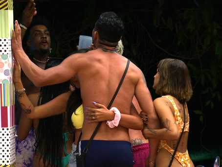 """Terceiro episódio do De Férias Celebs 2 tem briga em núcleo LGBT: """"bicha chata"""""""