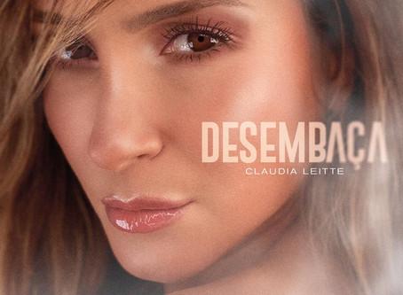 "VEM AÍ! Claudia Leitte anuncia lançamento de novo single ""Desembaça"""