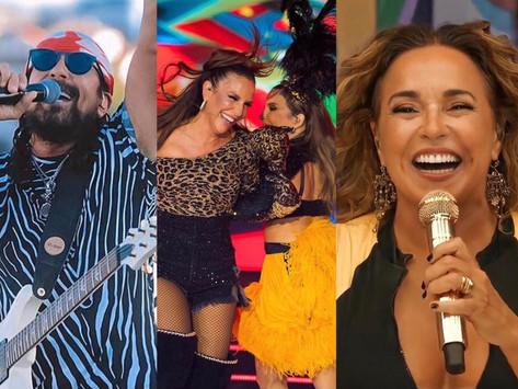 TROFÉU IH, MIGA! Qual foi a melhor live do Carnaval 2021? VOTE!