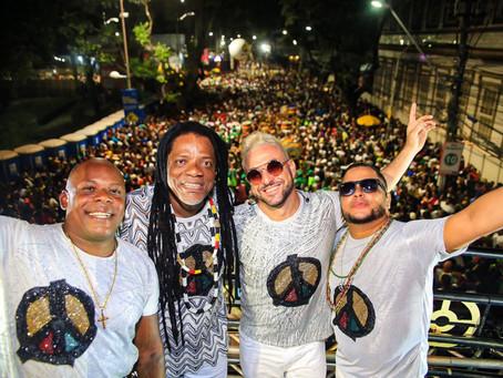 """Olodum celebra dia mundial da África com lançamento de """"Jerusalema Remix"""""""