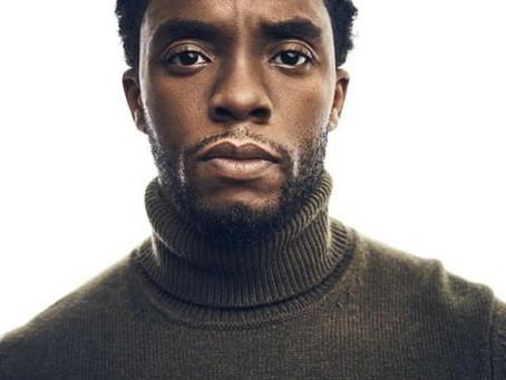 Ator Chadwick Boseman, estrela do filme Pantera Negra, morre aos 42 anos