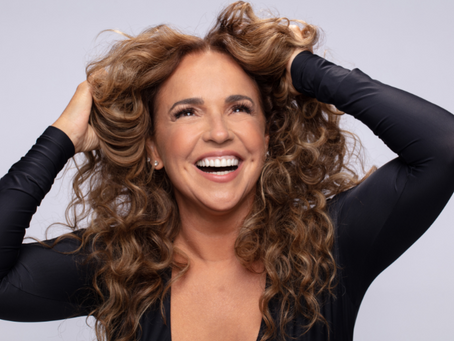 HOJE TEM! Daniela Mercury apresenta live da Rainha nesta sexta-feira (12); assista