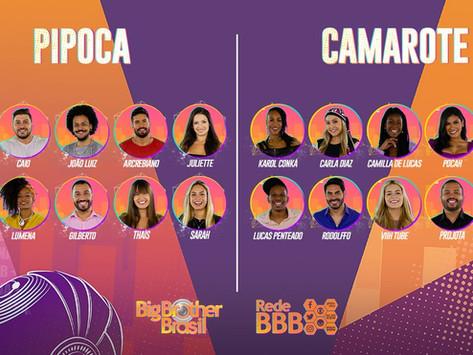 DIA DE ESTREIA DO BBB21! Confira as opiniões da equipe do PODMIGA sobre os participantes